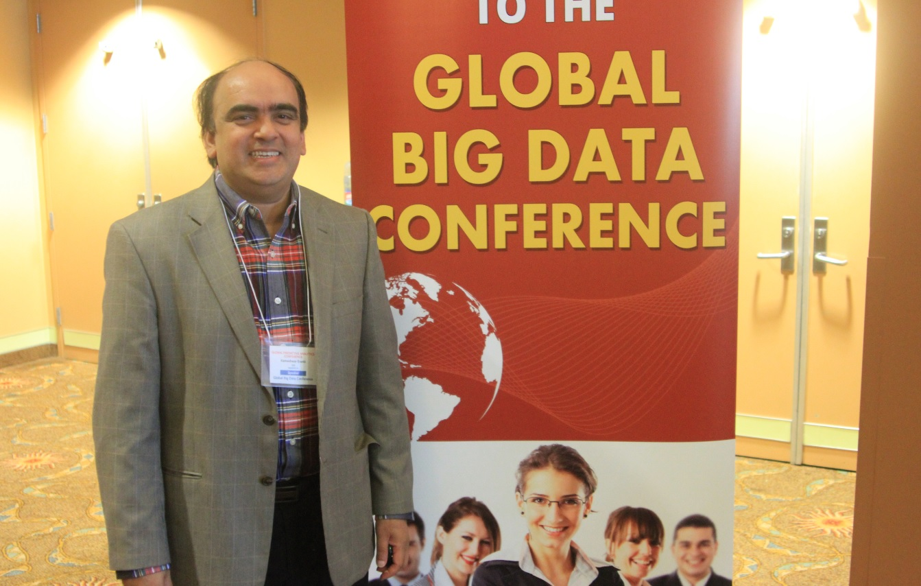 Global Data Science Conference 2015